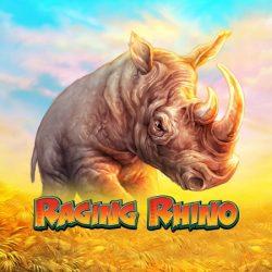 Игровой автомат Raging Rhino с высокой дисперсией