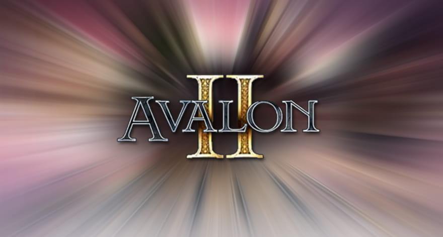Бонусная игра Авалон II Грааль