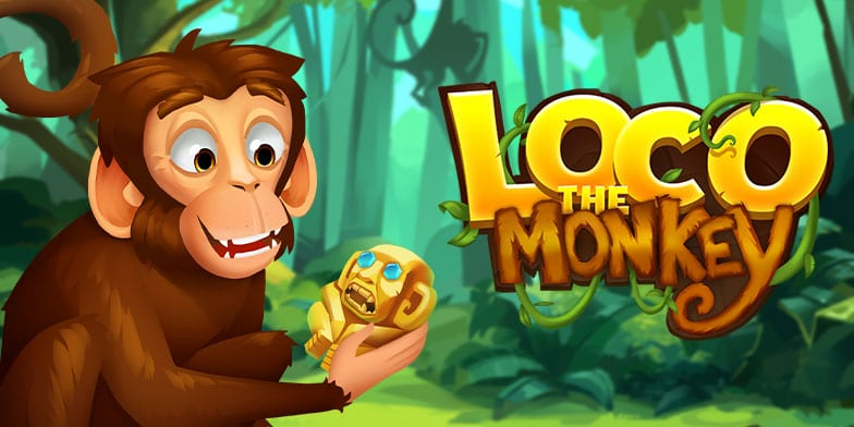 Локо обезьяна от QuickSpin