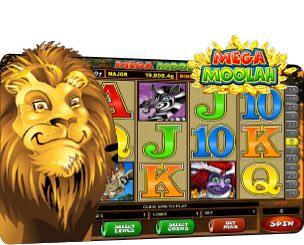 Игровой автомат Mega Moolah Jackpot