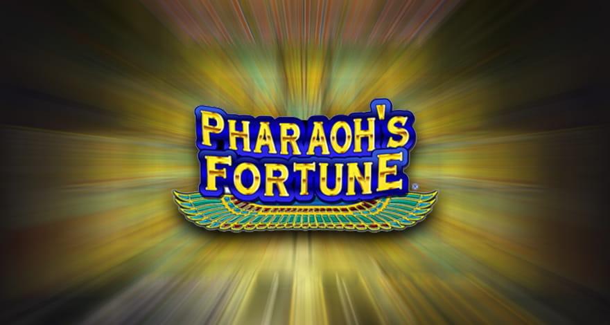 Бонусный раунд Pharaoh's Fortune